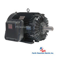 1 hp electric motor 143t explosion proof 3 phase 1800 rpm hazardous location