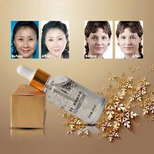 24K Gold Pure Foil Essence Serum Face Lift Anti-Aging Whitening Moisturizing Oil