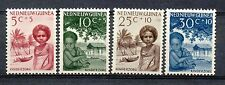 Nederlands Nieuw Guinea  45 - 48 postfris