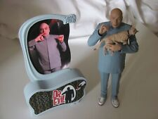 """Austin Powers 6"""" Talking Dr Evil Ultra Cool Action Figure McFarlane Toys Works!"""