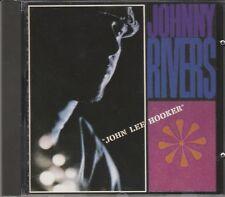Johnny Rivers - John Lee Hooker, CD