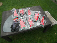 8 pairs of safety gloves