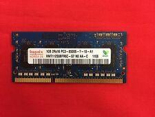 Hynix 1GB 2Rx16 (HMT112S6BFR6C-G7) PC3-8500 DDR3 SDRAM 133 MHz Laptop Memory