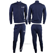 Emporio Armani EA7 Tuta felpa e pantalone Uomo 3KPV54 PJ05Z Blu