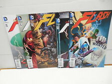 Flash DC Comic Books 48-52 #50 Superman Batman Variant Cover Trickster Cap. Cold