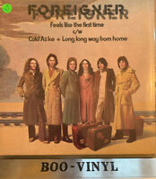 Foreigner - Feels Like The First Time - 12 Inch Vinyl Ex+ Con