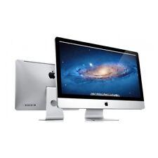 """Apple iMac 21.5""""  i7-2.8GHZ / 4 GB Ram / 1TB HDD / HD6770m /  A1311 / OSX 10.8"""