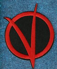 1V-is-for-Vendetta Logo embroidery patch