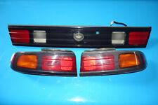 JDM Nissan 240sx Silvia S14 OEM Kouki Tail Lights Center Garnish 1995-1998