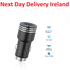 2.1a Bluetooth Car MP3 FM Wireless Transmitter Charger Kit Hands free Hammer