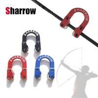 F Fityle Bogenschie/ßen D Loop Rope String Bow Release Nock Jagdzubeh/ör