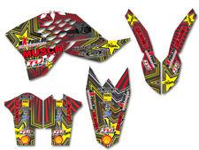 KTM SX-F EXC SMR 125 150 250 300 400 450 505 | 07-11 ROCKSTAR DEKOR DECAL KIT