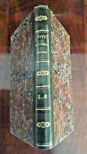 """1821 """" VITE e RITRATTI di UOMINI CELEBRI """" N. Bettoni , con 40 INCISIONI vol.5-6"""