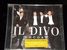 Il Divo - Ancora - CD álbum - 2005 - 12 Genial Canciones