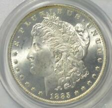 1885-O Morgan Silver Dollar PCGS MS64 Old Holder Lot 765M