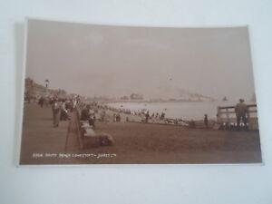 LOWESTOFT South Beach Unused Undivided Back Vintage Postcard §A2032