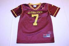 Youth Arizona State Sun Devils #7 Sz 6 Nike Football Jersey