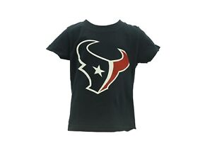 New NFL Houston Texans Official Team Apparel Toddler & Kids Size T-Shirt New