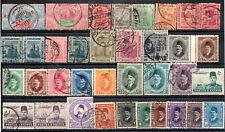Ägypten-Briefmarken gemischte Erhaltung falz