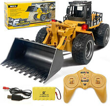 1/18 Alloy Remote Control Bulldozer 4Wd Rc Construction Vehicles Truck Tractor