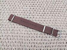Nylon G10 / Divers watch strap Copper Tone 20mm