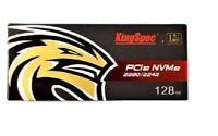 KingSpec SSD Interne Festplatte PCIExpress NVMe 128GB 2280/2242 M.2 500 MBps