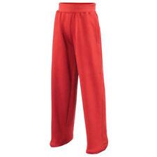 4738ff481 Mezcla de algodón pantalones rojos (Talla 4 y más grande) para las ...