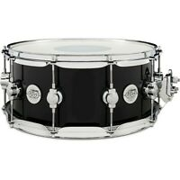 DW Design Series Snare Drum 14 x 6.5 in. Piano Black