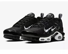 size 40 8e1cb 798c6 New ListingNike Air Max Plus PRM TN Men s Sz 8 Black White Running Shoes  815994 004 New