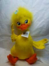"""Annalee 2006 Baby Ducky 14""""H poseable"""