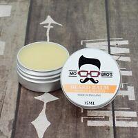Beard Balm | Growth, Softening & Conditioning Beard | 15ml Tin | Vanilla & Mango