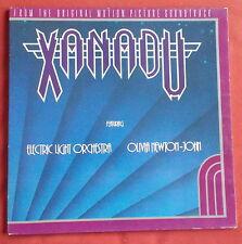 XANADU  LP ORIG FR BOF OST ELECTRIC LIGJHT ORCHESTRA  OLIVIA NEWTON JOHN