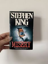 Stephen King Misery paperback, NEL 1992, GREAT CONDITION
