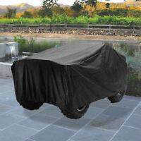 XXL Large Waterproof Dustproof Quad Bike ATV Storage Cover Universal Fit 4 Wheel