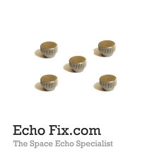5 x Roland Space Echo Tape Bay Thumb Nuts for RE-201, RE-150, RE-301, RE-501etc