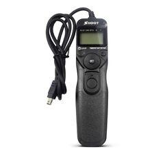 SHOOT LCD Timer Remote Shutter Release for Nikon D3200 D3300 D5200 D5100 D3100