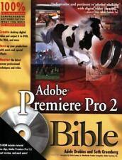 Adobe Premiere Pro 2 Bible-ExLibrary