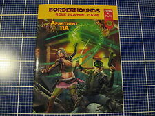Borderhounds - Apartment 11A - Free RPG Day 2017 Troll Lord Games