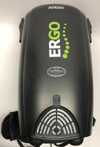 Atrix VACBP1 HEPA Backpack Vacuum Corded 8 Quart HEPA Bag 4 Level Filtration NEW