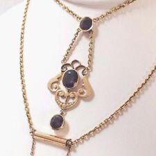 Necklace Rose Gold Necklace/Choker Vintage Fine Jewellery