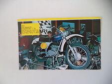 - RITAGLIO DI GIORNALE ANNO 1975 - MOTO GORI 125 REGOLARITA' COMPETIZIONE