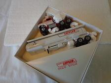 WINROSS MACK TRACTOR W/ LEFFLER INC LP GAS TANK TRUCK