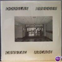 DOUGLAS BREGGER Crystal Arcade LP Avant/Weird/Psych SEALED!