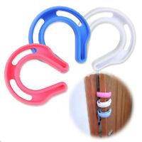 Hot Sale 2Pcs Baby Safety C-type Door Stopper Plastic Creative Door Blocking