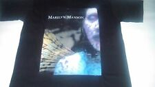 RARE Vintage 1996 Marilyn Manson Scabbed Winterland Shirt NEW Extra Large XL