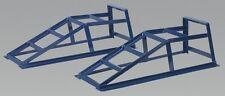 Sealey CAR2000 Car Ramps 1 Tonne Capacity Per Ramp 2 Tonne Capacity Per Pair
