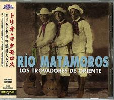 TRIO MATAMOROS-LOS TROVADORES DE ORIENTE-JAPAN CD E25