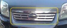2009-2014 Ford TRANSIT TOURNEO CONNECT Chrome Front Grill + Accent Bonnet Trim