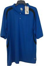 Callaway X Series Royal Blue Xxl Polo Shirt Nwt