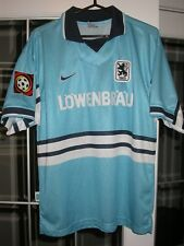 Munchen 1860 Match Worn/Game Used Soccer Jersey - Abedi Pele Bundesliga Germany
